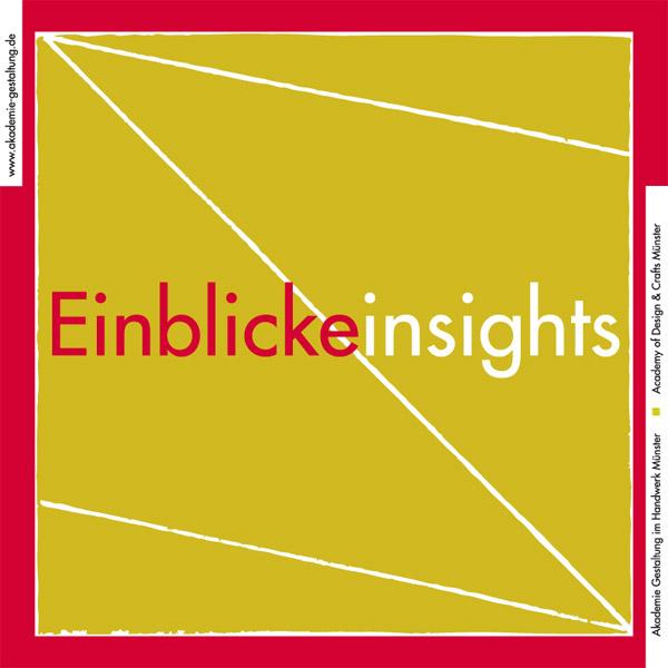 ENGLISH Abstract: Akademie-Gestaltung