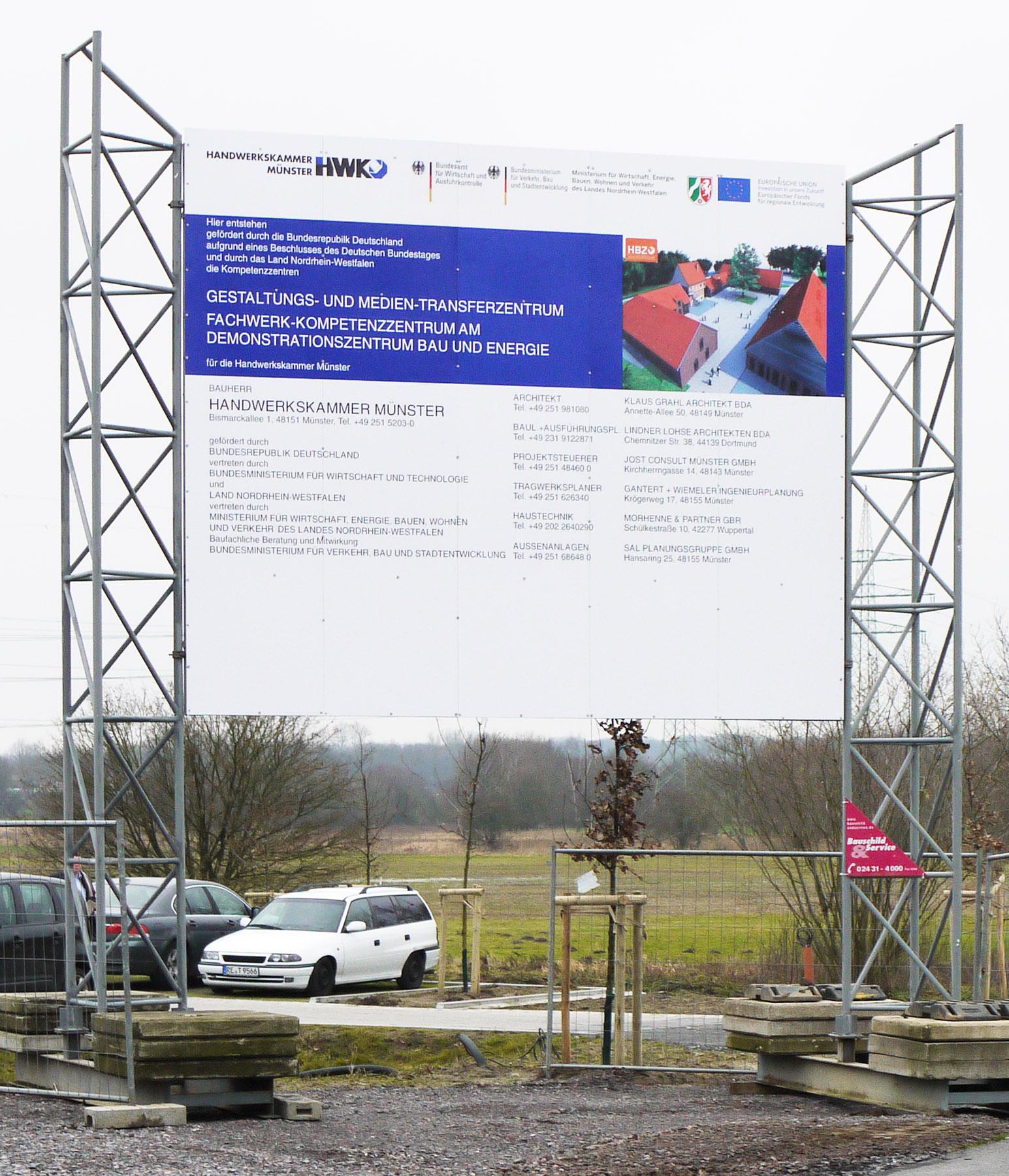 Neues Gebäude Auf Haus Kump Ab Mai 2013: Akademie-Gestaltung